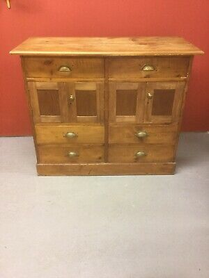 Antique 20th Century Sideboard / Cupboard Sn-221a