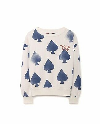 The Animals Observatory Spades Sweatshirt New In Packaging $115  Sz 12