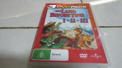 The Land Before Time /Great Valley Adventure /Time of the Great Giving FREE Post