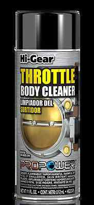 Hi-Gear  * Throttle Body & Air Inflow / Intake Cleaner For All Types Of  Vehices