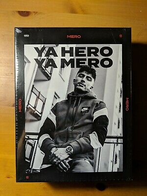 Mero - Ya Hero Ya Mero (Limited  Fanbox)   Cd+Merchandising Neu