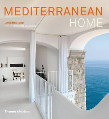 NEW Mediterranean Home By Massimo Listri Paperback Free Shipping
