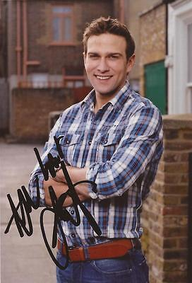 Eastenders Stefan Booth Greg Signed 6x4 Action Photo Coa 4 99 Picclick Uk