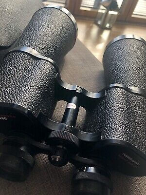 binoculars with case and long strap prinz powerview 20x60