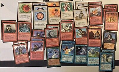 Magic the Gathering Lot Of 39 Cards Ice Age