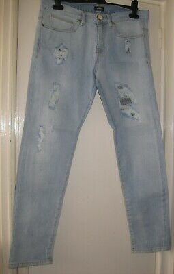 Pinko Snoopy Slouchy Distressed Skinny Jeans RRP..£180..ONLY..£40..WOW!!