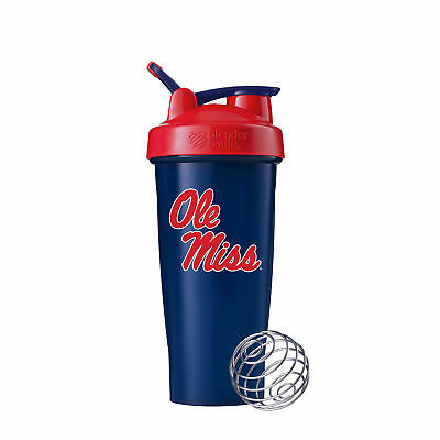 Blender Bottle Collegiate Shaker Bottle - Mississippi State