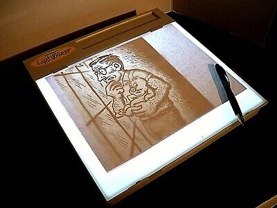 "Art Graph Light Tracer Light Box Drawing System 10"" X 12"""