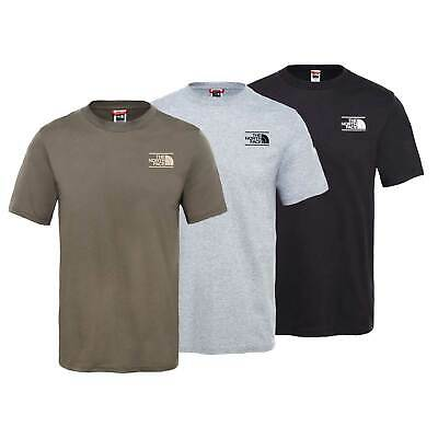 74a221223 THE NORTH FACE Boys Box Short Sleeve T-Shirt RRP £22 - EUR 20,65 ...