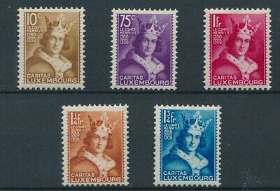 [36507] Luxembourg 1933 Good set Very Fine MNH stamps Value $185