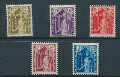 [36508] Luxembourg 1932 Good set Very Fine MH stamps Value $55