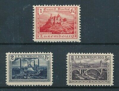 [36518] Luxembourg 1921/22 Good lot Very Fine MNH stamps