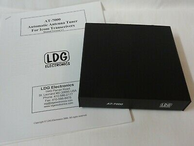LDG ELECTRONICS AT-7000 Automatic Tuner