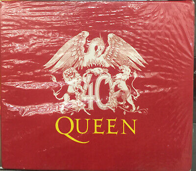 Queen ‎– Queen 40. Volume 3 10CD Set