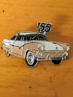 1955 55 Chevy the Classic Chevy Car of All Time Very Nice Detail Enamel Pin Badg