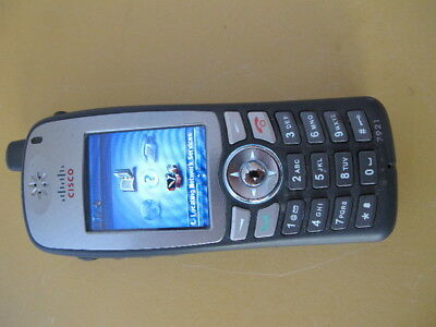 Cisco 7921G Cordless DECT Phone with Charger