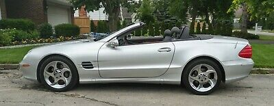 2003 SL500 Low Miles!  Updated  Sound / Computer System (Kenwood) New Michelins 2003 SL500 Low Miles!  Updated  Sound / Computer System (Kenwood) New Michelins