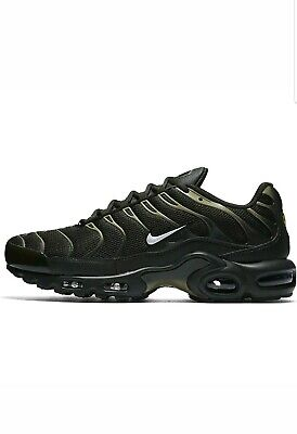 NIKE AIR MAX PLUS (GS) Boys/Girls/Womens trainers /SIZE UK6/US 7/EUR 41