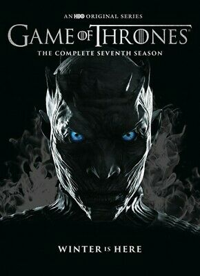Game Of Thrones: The Complete Seventh Season (REGION 1 DVD New)