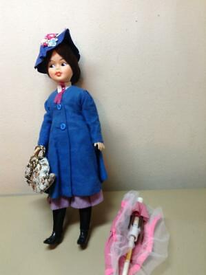 Bambole Fashion Bambole Mary Poppins Bambola Horseman Vintage Doll
