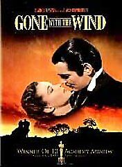 Gone With the Wind (DVD, 1998, Digitally Re-Mastered) NEW! Free Ship Canada!