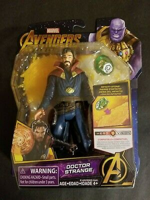 Avengers Infinity War Movie Basic Figure Infinity Stone Doctor Strange