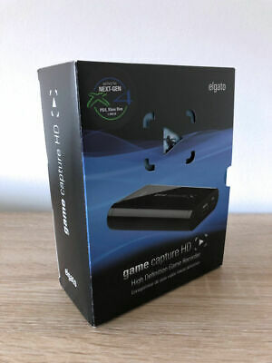 Elgato Capture Card Hd | 1080P | 60Fps | Xbox | Playstation  * Mint Condition *