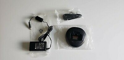 New Motorola MAG ONE BPR40 Single Unit Rapid Rate Charger PMLN5041A