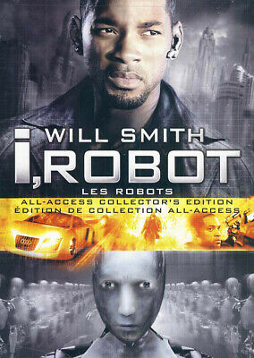 I, Robot (All-Access Collector S Edition)(Bili *new Dvd