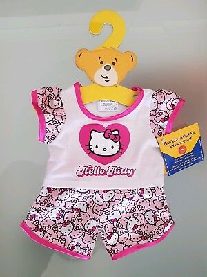 Build a bear Hello Kitty pyjamas. BNWT.