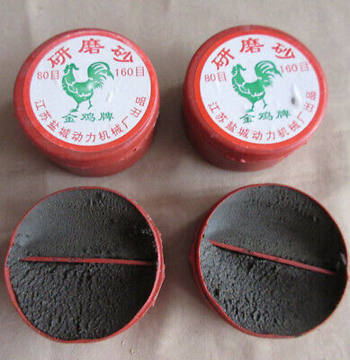 1Pc High Quality 100g 80-160 Microns Valve Grinding sand Paste Fine & Coarse New