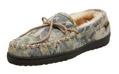 49528cf6ead22 Old Friend Men's Camouflage Moccasins Slip On Loafer Shoes Chestnut 421124