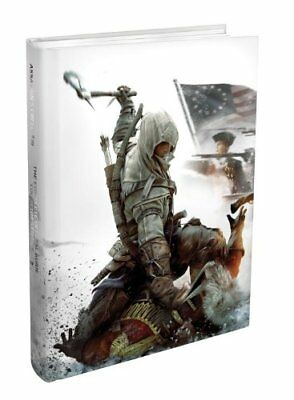 Assassin's Creed 3 collectors edition strategy guide Piggyback SEALED dents