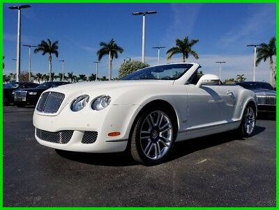 2011 Bentley Continental GT  2011 Used Turbo 6L W12 48V Automatic AWD