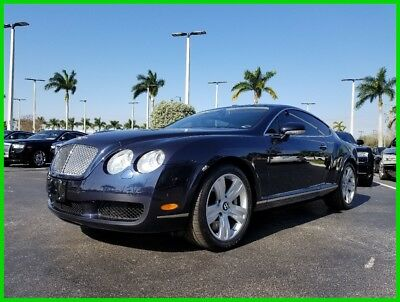 2007 Bentley Continental GT  2007 Used Turbo 6L W12 60V Automatic AWD Premium