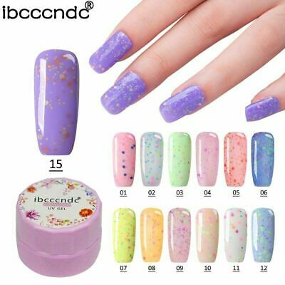 24 Colors Nail Art UV Gel Cheese Color Series Gel Nail Polish LED Varnish