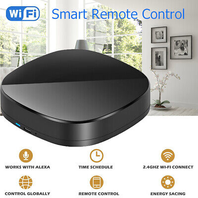Mini Smart Home Switch Wireless WIFI+IR+RF Remote Control for TV Air Conditioner