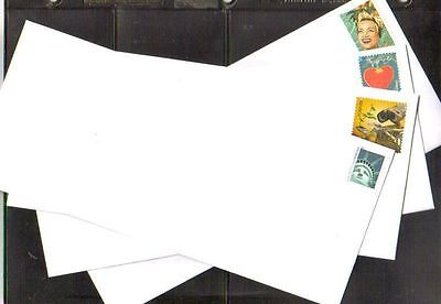 Stamped Envelopes - (100) All Stamped With Forever Stamps