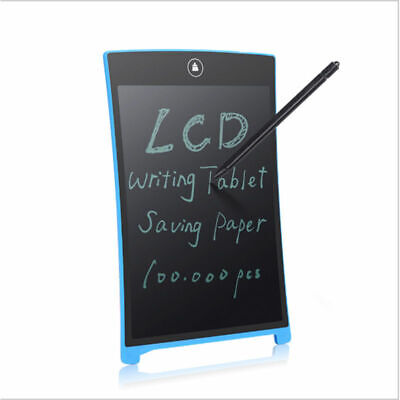 LCD Writing Tablet Erase Drawing Tablet Electronic Paperless LCD Handwriting Pad
