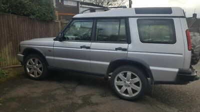 Landrover discovery td5 land mark