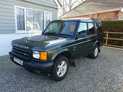 Land Rover Discovery Td5 4x4 Commercial
