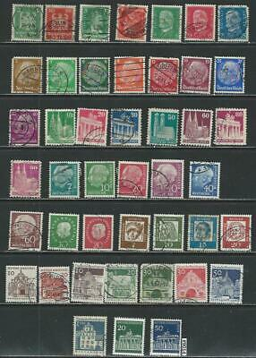#9014 GERMANY Lot of Early Issues Used Combine Shipping