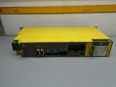 A06B-6124-H102 /C GE Fanuc Servo Servo Module A06B6124H102 Read Description N180