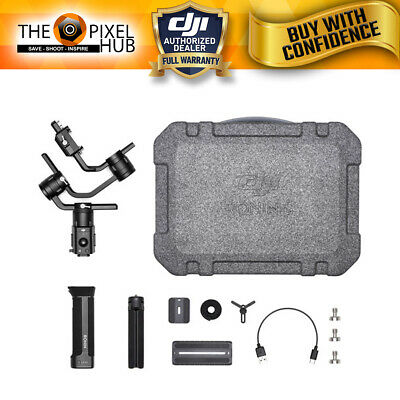 DJI Ronin-S Essentials Kit with Focus Wheel + MORE #CP.RN.00000033.01