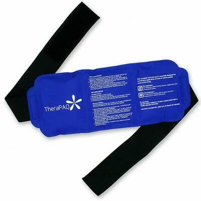 Pain Relief Flexible Ice Pack for Injuries by TheraPAQ | Hot  Cold Therapy Reus