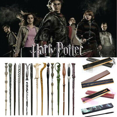 Harry Potter Magic Wand Dumbledore Ron Voldemort Resin/Magic Wands Cosplay Boxed