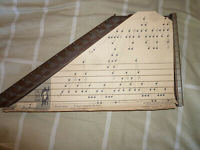 Zither Con Spartiti