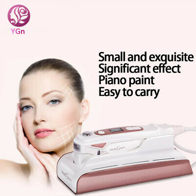 Portable HIFU Ultrasound Skin Lifting Anti-Ageing Wrinkle Removal Beauty Machine