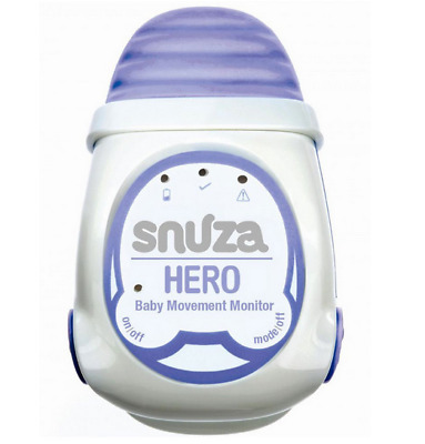 Brand new in box Snuza hero medically certified portable baby breathing monitor