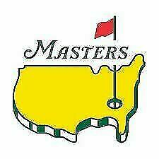 2 Two Tickets ** Friday April 12Th ** 2019 Masters Tournament Augusta National